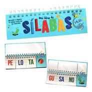 Libros Didácticos Silabas Aprender A Escribir Jugando Niños