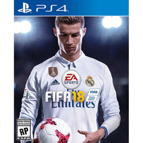 Fifa 18 Juego Físico Ps4 Playstation 4 Fifa 2018 Ea Sports