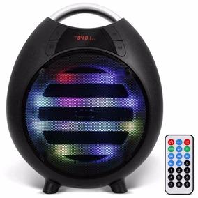 Caixa De Som Portátil Maxprint Max Festa 100w Rms Bluetooth