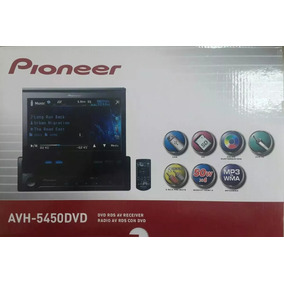 Reproductor Pantalla Dvd Pioneer Avh-5450dvd Mp3 Touch Usb