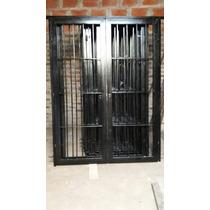 Puerta De Reja Para Ventana Balcon 150 X 200