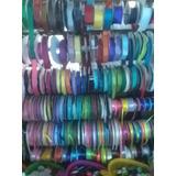 Gran Variedad De Cintas Unicolores Gros Y Estampados