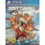 Just Cause 3 Standard Edition Ps4 Español Delivery Stock Ya