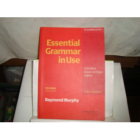 Livro essential grammar in use livros no mercado livre brasil livro essential grammar in use second edition gramtic fandeluxe Images
