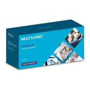 Cartucho Toner 100% Compatível Multilaser Economy Ct011 Pret