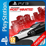 Nfs Ps3 Most Wanted Digital Oferta Exclusiva