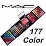Paleta Completa Mac Maquillaje 3 Tonos Rotos Importada