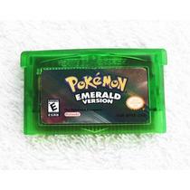 Pokémon Emerald - Gba