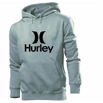 Blusa Moletom Hurley Blusa Casaco De Frio Moletom - Promoção
