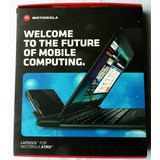 Lapdock Motorola Atrix 1168n Para Reuso De Peças C/ Carregad