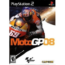 Patch Jogo Corrida Moto Gp 8 Play 2 Ps2 Playstation2 Ps 2