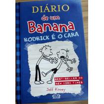 {0025} Livro Diário De Um Banana (capa Dura) Vol 2