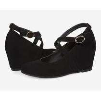 Zapatos Sahara Negros Pr-8671112