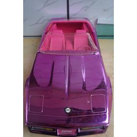 Corvette Da Barbie Antigo R$ 90,00 + Frete