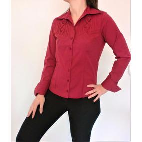 Camisa Blusa Feminina Social Estampas Diversas Dudalina P