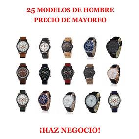 Relojes Hombre Moda Caballero Mayoreo Haz Negocio