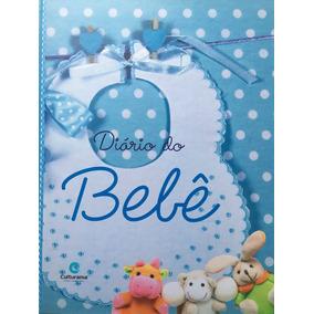 Diário / Álbum Do Bebê Para Textos E Fotos - Todas As Cores