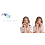 Snap On Sorriso Hollywood Instant Perfect Smile-frete Grátis