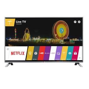 Smart Tv 3d Lg 42lb6500 C/ Acessórios Tela Quebrada Nf