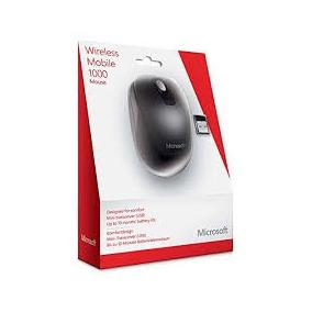 Mouse Inalambrico Microsoft Mobile 1000 Originales Nuevos