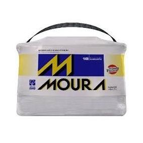 Bateria Moura 60 Amperes 1j0915105ac Gol Polo Fox Saveiro
