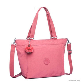 Bolsa De Ombro Kipling New Shopper S K16640 - Original
