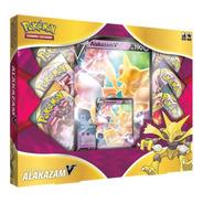Pokémon - Box Coleção Alakazam V