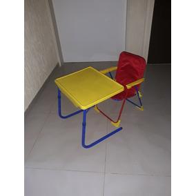 Mesa De Dibujo/juegos /tareas Para Niños
