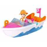 Mattel Polly Pocket Vehiculo De Aventura