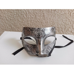 Antifaz Disfraz Hombre Mascara Carnaval Cosplay