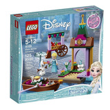 Lego Disney - A Aventura Da Elsa No Mercado