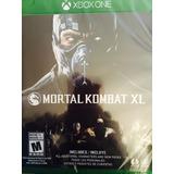 Mortal Kombat Xl Xbox One Nuevo Fisico