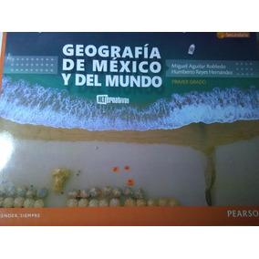 Geografía De México Y Del Mundo. 1