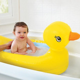 Bañera Inflable Munchkin White Hot Inflatable Safety Tub