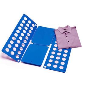 Doblador De Ropa [ Easy Fold ] Stay Elit-azul