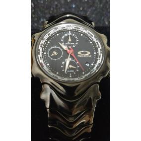 801a3aba2b6 Relógio Oakley Gmt Masculino - Relógios De Pulso no Mercado Livre Brasil