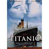 Titanic - Dvd+cd Soundtrack,leonardo Dicaprio,billy Zane