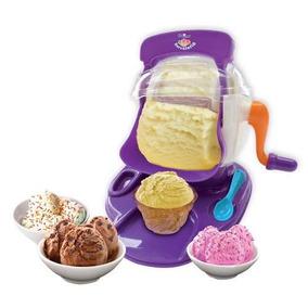 Brinquedo Mini Máquina De Sorvete Kidschef Multikids - Br364