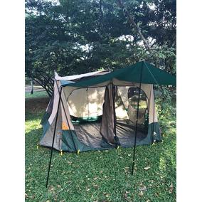 Carpa De Camping Para 4 Personas
