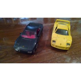 Ferrari F40 Y Ferrari F355 1/43
