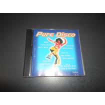 Pure Disco - Abba Alicia Bridges Teena Marie Gap Band * Cd