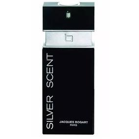 Perfume Silver Scent 100ml Jacques Bogart - Original Lacrado