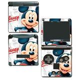 Mickey Mouse Cartoon Épica Kingtom Hearts 2 Juego De Vinilo