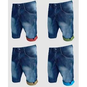 Kite 3 Short Jeans Masculino Multimarcas