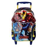 Mochila Infantil Avengers Action Xeryus 5631 6271