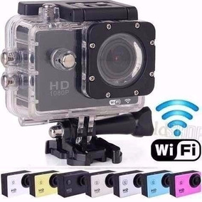 Mini Câmera Filmadora Sports Hd Dv 1080p H264 Full Hd Wi-fi