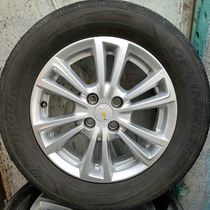 Chevrolet Sonic Rines Y Llantas R15