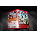 Caja Custom De New Super Mario Bros Wii