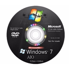 Windows 7 Todas Las Versiones 32 & 64 Bits