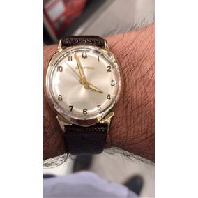 Reloj Bulova Accutron Oro Solido
